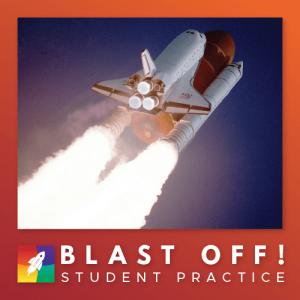 Blast Off! logo