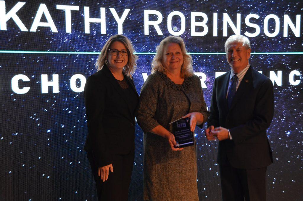 Kathy Robinson REI Dream Big OK 2018
