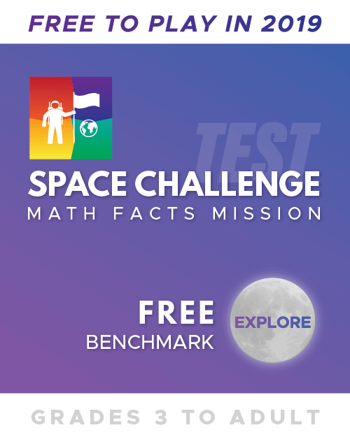 Test with Space Challenge