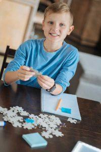 math puzzle activity